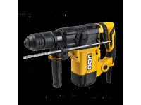 New Sealed JCB 920 W Corded SDS Plus Hammer Drill.