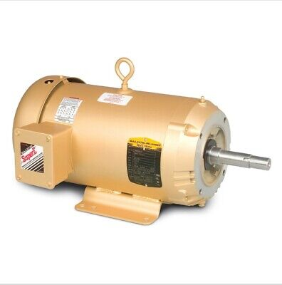 Ejmm2333t 15 Hp 1760 Rpm New Baldor Electric Motor