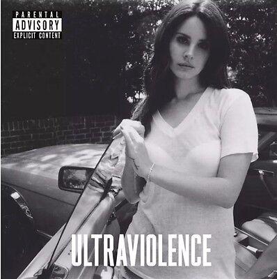 LANA DEL REY - ULTRAVIOLENCE - DELUXE EDITION - VINYL 2 x LP - NEW : SEALED