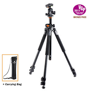 VANGUARD Alta Pro 263AB HEAVY DUTY TRIPOD WITH VANGUARD SBH-100 BALL HEAD