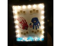 3D Frames & Money Boxes ** Light up ** any occasion or theme