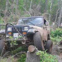 94 YJ Jeep *reduced*