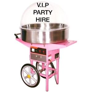 FAIRY FLOSS MACHINE HIRE Oxenford Gold Coast North Preview