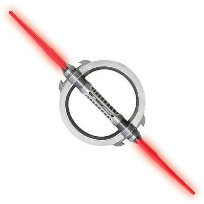 The Inquisitor Star Wars Rebellen Doppel Lightsaber Kostüm Requisit - Star Wars Requisiten Kostüm
