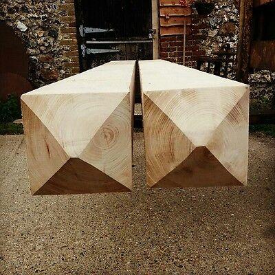 Chestnut Gate post hardwood