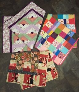 Beautiful Hand•Made Quilts!!!