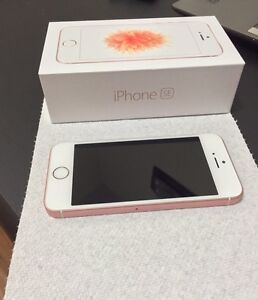 IPHONE SE - ROGERS ** UNDER WARRANTY** London Ontario image 1