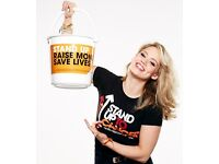 Stand Up To Cancer Cash Collection Volunteer