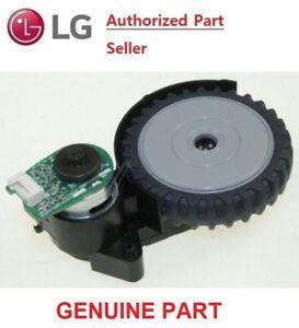 LG Roboking Right Wheel Part No. AJW73110401