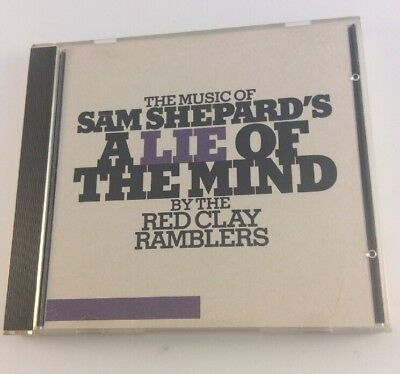 Red Clay Ramblers - A Lie of the Mind CD (1986, Ryko) Japan Sam
