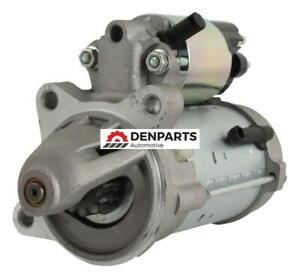 Starter For Ford E-150 E-250 E- E-450 Super Duty Vans