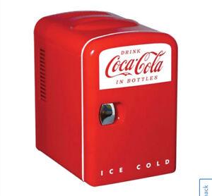 Retro Coca Cola Bar Fridge - brand new