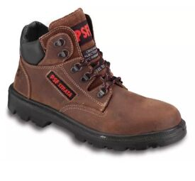 PSF Brand New Boxed Safety Boots
