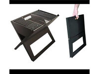 Brand new foldable barbecue