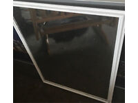 WHITE MIRROR BARGAIN HOUSE CLEARENCE