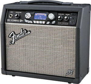 Fender G-Dec-3 15 watts