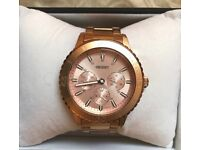 ROSE GOLD NEW WATCH