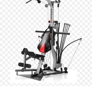 Bowflex Extreme SE ----- like seen in these pictures