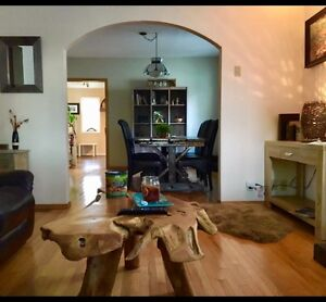 Central location, beautiful home and neighborhood