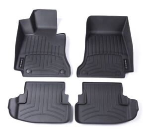 Floor mats for Mercedes C-class 2015 and up