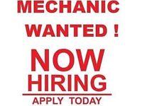 Skilled Mechanic/Vehicle Technician