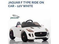 Ride on Electric Car Jaguar