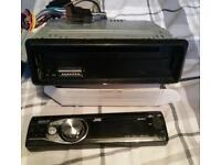 JVC flip CD player model no KD-R411
