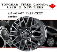 Any Tire,All Cars Installation Balance Fitting ,All Sizes Winter