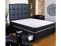 - Flat 70% Off now -- Brand New Double Full Foam Mattress -- Big Sale on now - Limited Time offer