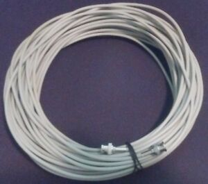 RG58 50Ohm CoaxialCable 100 Feet with BNC to BNC