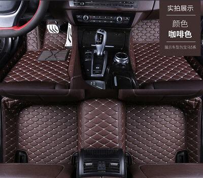 Custom car floor mats fit for Chrysler 300 300C 5SEATS 2005-2018