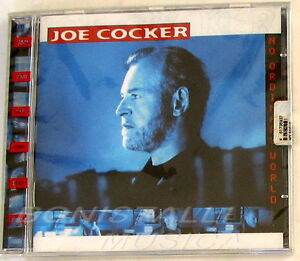 JOE-COCKER-NO-ORDINARY-WORLD-CD-Sigillato