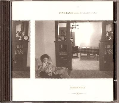 June Panic And His Silver Sound - Horror Vacui US CD *