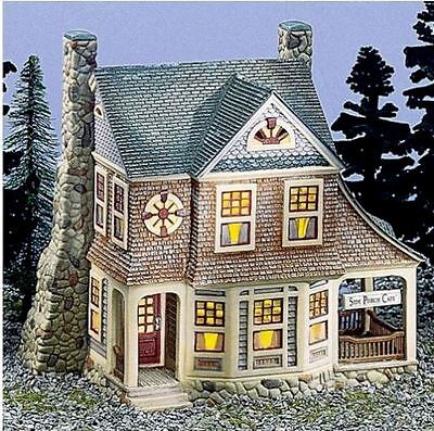 DEPT 56 SEASONS BAY *THE SIDE PORCH CAFE* 53303 RETIRED BRAND NEW IN BOX