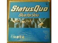 STATUS QUO: BLUE FOR YOU VINYL