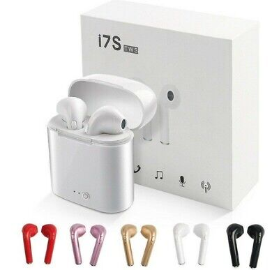 NEW Bluetooth 5.0 Wireless Earphone Headphone Portable Earbuds w/Charging Box