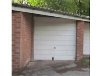 Garage for one car storage Acocks Green Olton Solihull