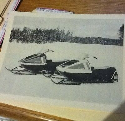 1973 HARLEY DAVIDSON SNOWMOBILE OWNERS REPORT