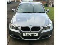 2010 bmw 320d 3 series 5dr saloon tidy car bargain price