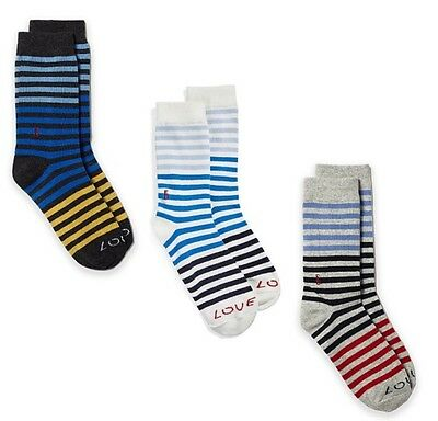 New Love Multi Stripes Or Smile Polka Dots Socks Ed By Ellen Degeneres Show