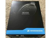 Sennheiser HD 650 Titanium Headphones