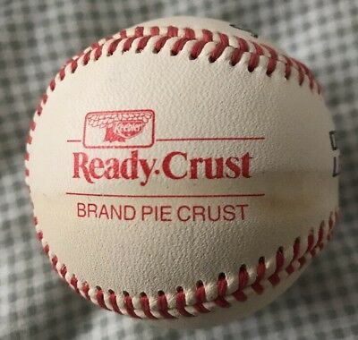 KEEBLER PIE CRUST & THE BIG APPLE 🍎 NY PROMOTION ADVERTISING BASEBALL PROMO - Keebler Pie Crusts