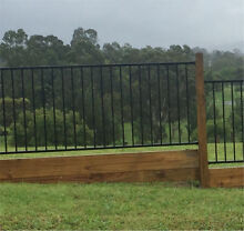Novocastrian Fencing & Retaining Walls pty. ltd . Lambton Newcastle Area Preview