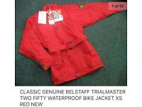 Belstaff Jacket- Brand new with labels