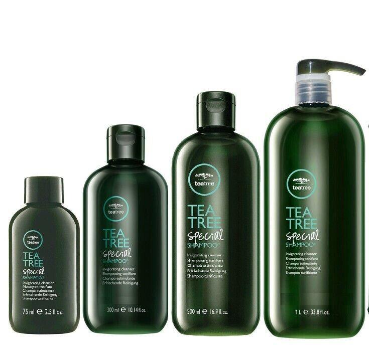 Paul Mitchell Tea Tree Special Shampoo 2.5, 10.14, 16.9, 33.