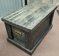 Coffee Table Chests
