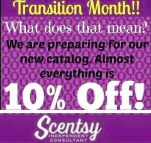 Come shop for scentsy and get 10% off almost everything