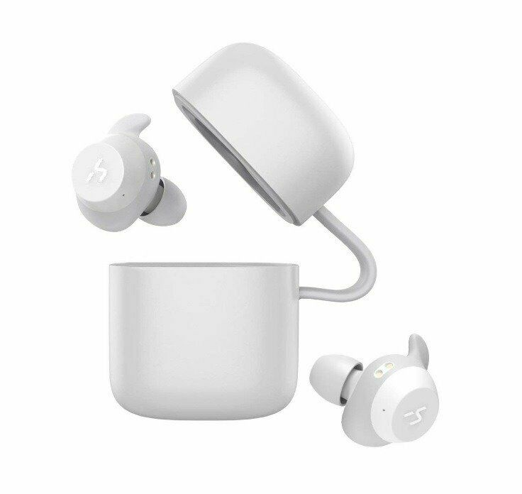 Havit G1 Bianco - Auricolari Cuffie Sportive Wireless Bluetooth V5.0 IPX5