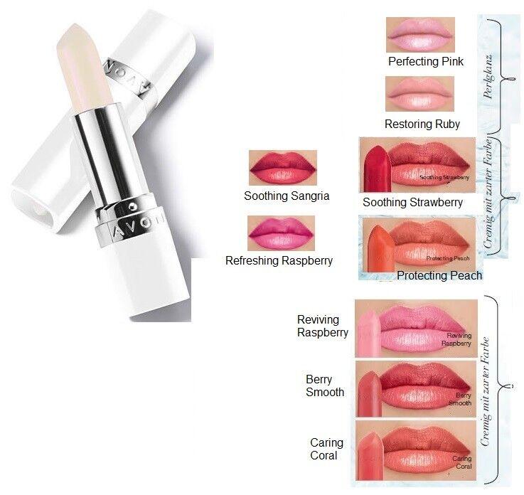 Avon Ultra colour getönter Lippenbalsam Lippenpflegestift 3,6g - Auswahl