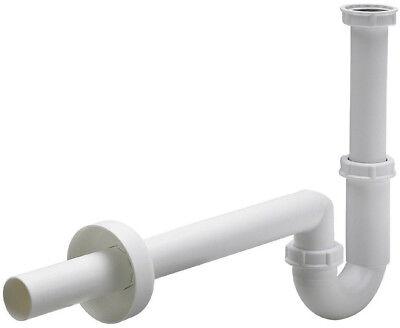 Viega Waschtisch Geruchsverschluss 32mm Röhrensiphon Röhrensifon Ablaufgarnitur